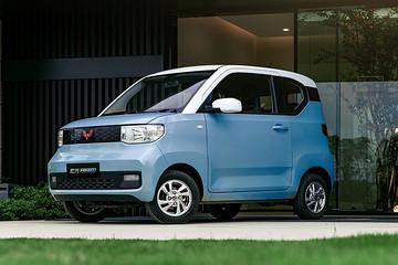 宏光MINI电动车开始预订 5月28日开启预售