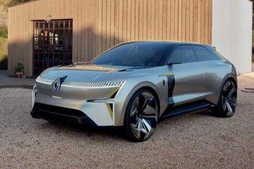 雷诺计划推出两款全新电动跨界SUV 全新CMF-EV平台打造