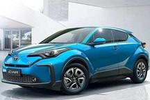 豐田高品質純電SUV C-HR EV這些點你一定要get