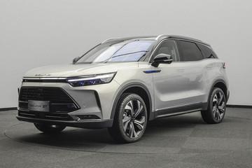 BEIJING-X7/揽胜极光7座版/全新思域Type R等多款重磅新车来袭