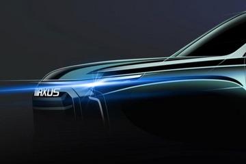 下半年亮相 上汽MAXUS发布概念皮卡预告