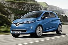 英国10大低价纯电动汽车盘点 雷诺ZOE登顶大众e-up亚军