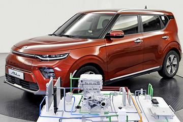 增加冬季续航 现代汽车集团发布最新热泵技术