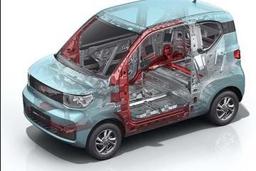 宏光MINI EV更多安全细节曝光 预售2.98万起