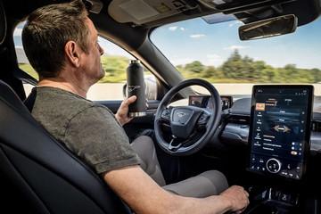 智能驾驶辅助功能再升级 福特Mach-E客户可选装