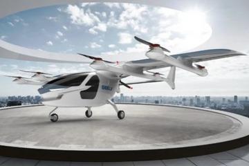 太力飞车首次公布TF-2A原型机外形 可实现垂直起降