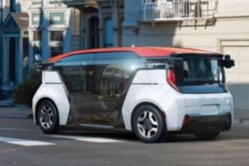 通用公布Cruise Origin自动驾驶车更多细节