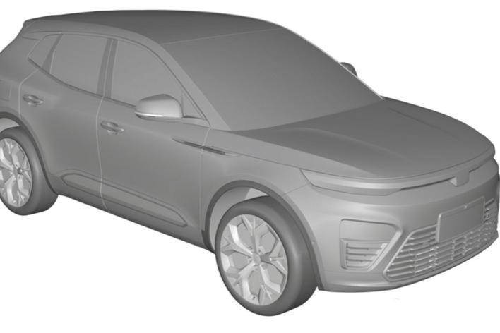 将提供增程版本 疑似天际汽车新车信息