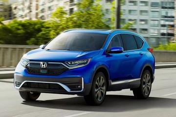 延续海外设计 新款CR-V将于7月10日上市