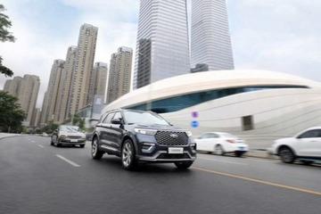 福特中国加速智能网联战略落地 C-V2X车路协同功能年底上车