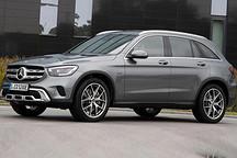 奔驰新款GLC混动版售价公布 售价6.24万欧元