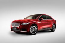 林肯纯电SUV渲染图曝光 或将基于Mustang Mach-E打造