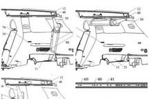 理想汽车申请第三排座椅翻折方式专利 进一步提升装载能力
