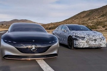 新奥迪A4/欧拉ES11/奔驰EQS/岚图首款概念车等多款重磅新车来袭