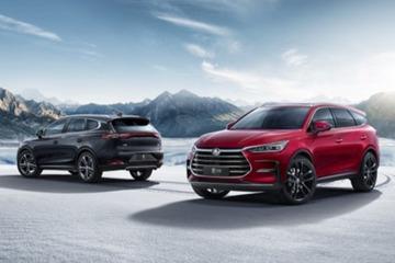 2021款唐预售发布,再次定义中国旗舰SUV