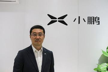 2020成都车展|专访小鹏汽车副总裁李鹏程
