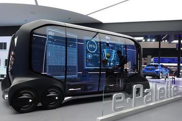 原型产品装车运行 丰田固态电池新进展