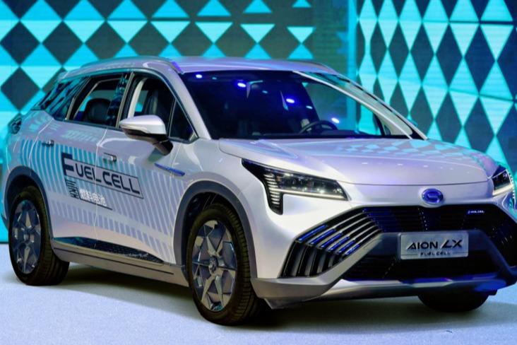 广汽氢能源车将于今年年内开始示范运行