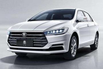 比亚迪秦EV增一款新车 补贴后售14.68万