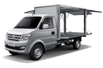 瑞驰新能源EK07S/EC31等新增车型上市