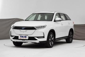 补贴后15.99万元起 长安欧尚X7 EV上市