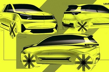 将于8月18日发布 雷丁新车设计图曝光