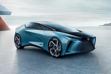 雷克萨斯注册RZ 450 e商标 或将推出全新纯电动车型