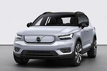 厂家直销/首款纯电车 沃尔沃XC40 RECHARGE将于北京车展发布