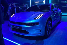 全新架构首款车 领克ZERO CONCEPT亮相