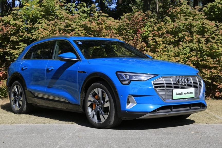 刚柔并济的奥迪e-tron如何定义中大型豪华纯电SUV