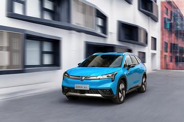 新款广汽埃安LX正式上市 售价22.96万元起/新增多项智能配置