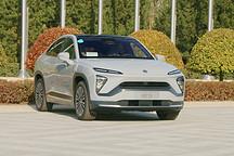 一电试车 | 试驾蔚来EC6 高度智能化的中型纯电SUV