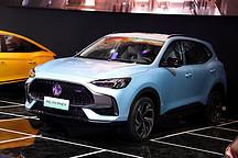 MG领航 PHEV于广州车展首秀 预计将在年内上市