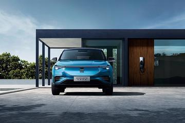 """作为中大型纯电SUV市场""""新兵"""",天际汽车ME7究竟有何竞争力?"""