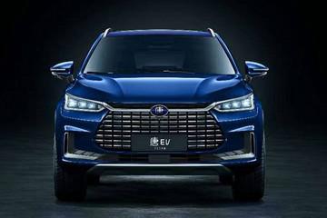 比亚迪全新唐EV新增车型上市 补贴后售价28.35万元