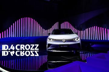 新车驾到 | 一汽大众ID.4 CROZZ正式售价为19.99万元-27.99万元