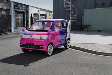 全民改装!宏光MINIEV开创中国新能源车潮创文化,线下粉丝潮创盛典将于 3月举行