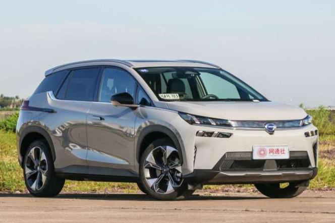 增自动驾驶等功能 广汽埃安AION V配置大幅升级