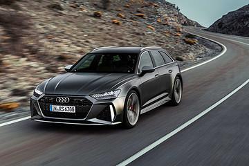 奥迪RS车系将逐步电动化 未来推轻混/插混/纯电车型