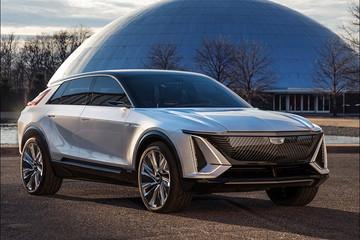 凯迪拉克首款纯电SUV发布 未来将国产/比特斯拉更科幻