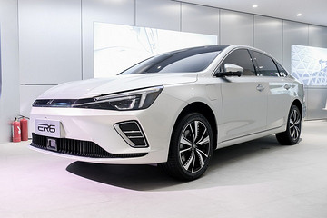 新车上市丨荣威R ER6正式上市 售16.28万-20.08万元