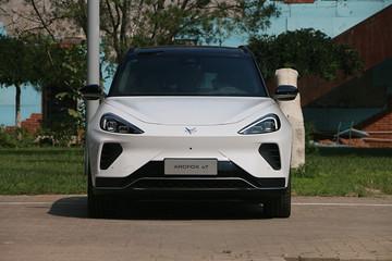 新车X问丨ARCFOX首款新车αT上市在即 价格直逼蔚来实力几何?