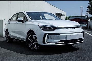 新车驾到   新标新品质 BEIJING-EU5到店实拍
