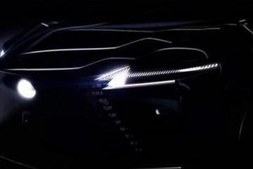 雷克萨斯全新电动概念车预告图公布 有望在2021年正式发布