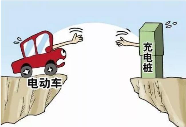 汽车产业的严寒酷暑下,充电桩成香饽饽?