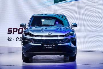 质趣纯电M-NV惊艳上市,东风Honda全系车型亮相广州车展