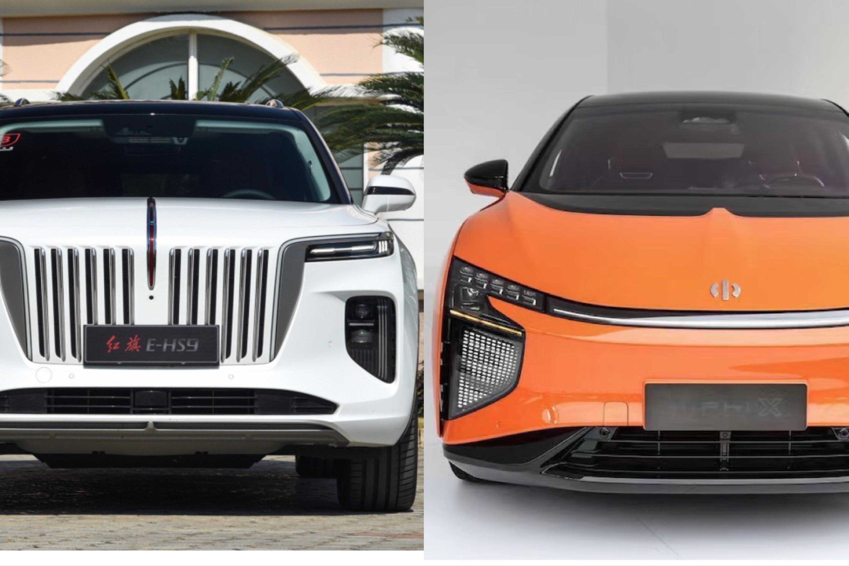 电车严选 | 自主品牌和顶级豪华无关?超豪华自主品牌纯电SUV推荐