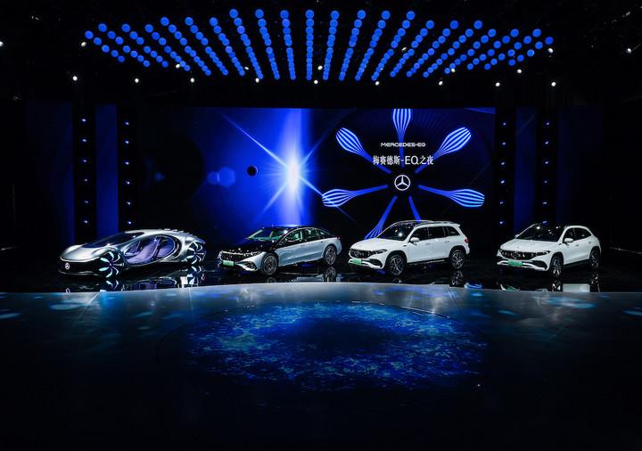 EV晨报   大众ID.6 X/CROZZ全球首发;极狐阿尔法S上市;奔驰EQ三款新品亮相