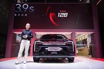 广汽蔚来全新007S系列亮相广州车展 用户服务再进化