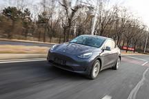 一电试车   动力强劲/空间充裕 特斯拉Model Y试驾体验